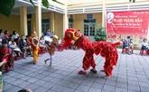 Le 2e Festival de la licorne, du lion et du dragon de Hô Chi Minh-Ville
