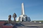 Le Cambodge inaugure le monument