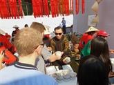 Le Vietnam présent à la foire internationale Bazaar DCWA 2018 en Inde