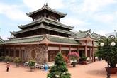 Le sanctuaire de Sainte Mère Xu, une destination spirituelle attrayante à An Giang