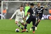 Ligue 1: fin de série pour Paris à Bordeaux
