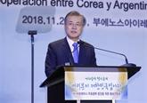 La possibilité d'une visite du dirigeant suprême de la RPDC à Séoul reste ouverte
