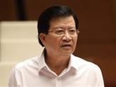 Le vice-Premier ministre Trinh Dinh Dung en visite en République de Corée