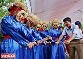 Bùi Van Hùng, l'âme de la danse folklorique Xuân Pha
