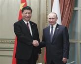 Poutine fait l'éloge des relations avec la Chine dans ses vœux de Nouvel An aux dirigeants du monde