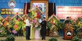 Célébration du 99e anniversaire du fondateur du bouddhisme Hoà Hao
