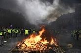 France: le mouvement des