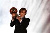 Luka Modric, petit réfugié devenu Ballon d'or