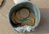 Un trésor de pièces d'or datant de 900 ans mis au jour en Israël