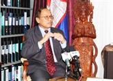 Le Cambodge veut développer ses relations avec le Vietnam