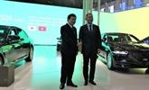 Le vice-PM Trinh Dinh Dung multiple ses rencontres à Séoul