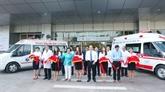 Hô Chi Minh-Ville: le réseau durgence 115 pour les zones périphériques