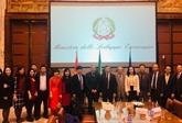 Renforcement de la coopération économique Vietnam - Italie