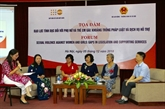 Consolider l'arsenal juridique pour contrer la violence sexuelle