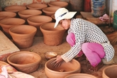 Un village de potiers Cham à Binh Thuân