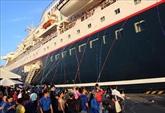 Le bateau de la jeunesse ASEAN - Japon 2018 part pour le Japon