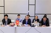 Intensification de la coopération Vietnam - Laos - Cambodge dans la lutte contre la drogue