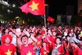 Dix ans après, le Vietnam se qualifie pour la finale de l'AFF Suzuki Cup