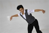 Patinage artistique: finale du Grand Prix: Chen prend les devants
