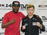 Boxe: Floyd Mayweather veut faire le show contre Tenshin Nasukawa