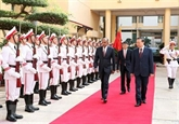 Le Vietnam et Singapour renforcent leur coopération contre la criminalité