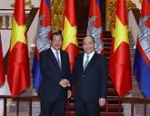 Vietnam - Cambodge: bien commun précieux des deux nations