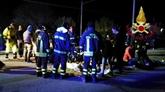 Panique dans une discothèque en Italie: six morts, des dizaines de blessés