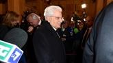 Italie: ovation pour l'