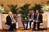 Renforcement des échanges entre Vietnamiens et Cambodgiens