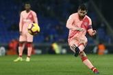 Le Barça roi du derby, Séville et l'Atlético dauphins