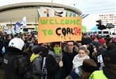 Une marche pour le climat à Katowice pour stimuler la COP24