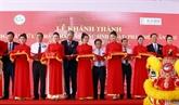 Inauguration dune usine de valorisation énergétique des déchets à Cân Tho