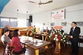 Le 22e congrès de l'Association d'amitié République tchèque - Vietnam