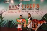 La Course pour les tigres 2018 attire plus de 750 coureurs