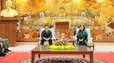 Vietnam - Japon : Hanoï et Fukuoka coopèrent dans divers domaines