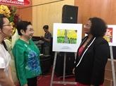 Congrès de l'Association d'amitié Vietnam - Cuba de Hô Chi Minh-Ville