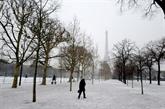 La neige s'éloigne, huit départements franciliens encore en vigilance