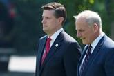 La Maison Blanche secouée par une affaire de violences conjugales