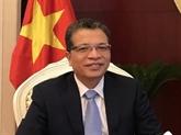 Vietnam - Chine : renforcement de la coopération entre les deux Partis