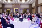 Les rencontres à l'étranger à l'occasion du Têt traditionnel se multiplient