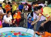 Une Fête du Têt pour les enfants handicapés et orphelins