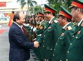 À la VeRégion militaire, le PM souligne l'exemple de