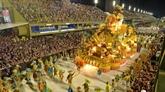 Carnaval de Rio : dernière nuit de folie au sambodrome
