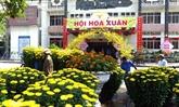 Floralies printanières et rues des livres dans plusieurs localités
