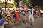 Hanoï n'ouvre pas les rues piétonnes pendant le Têt