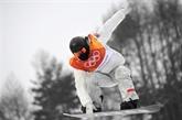 L'Américain Shaun White champion olympique de halfpipe pour la 3e fois