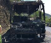 Aucun mort dans un accident d'autocar sur le col de Hai Vân