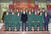 Le président Trân Dai Quang adresse ses vœux du Têt à plusieurs organes