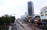La capitale Hanoï au petit matin du Jour de lAn