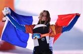 JO-2018 :7e médaille pour la France, avec la surprise Julia Pereira de Sousa
